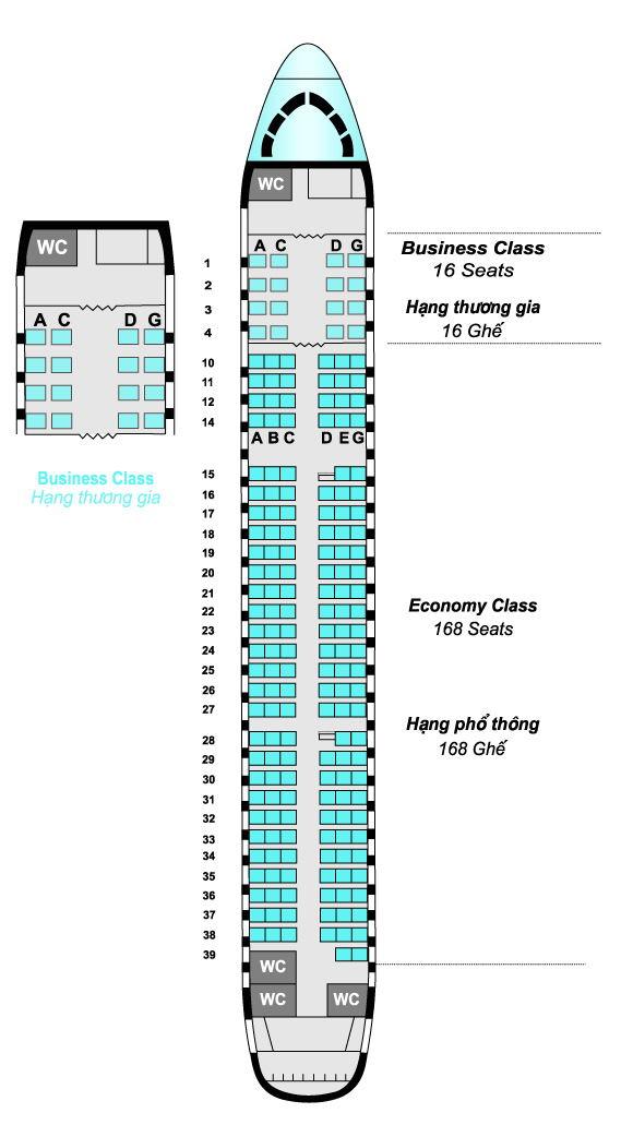 Vietnam Airlines AIRBUS_A321